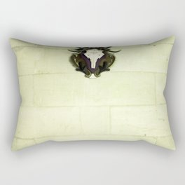 Antler Rectangular Pillow