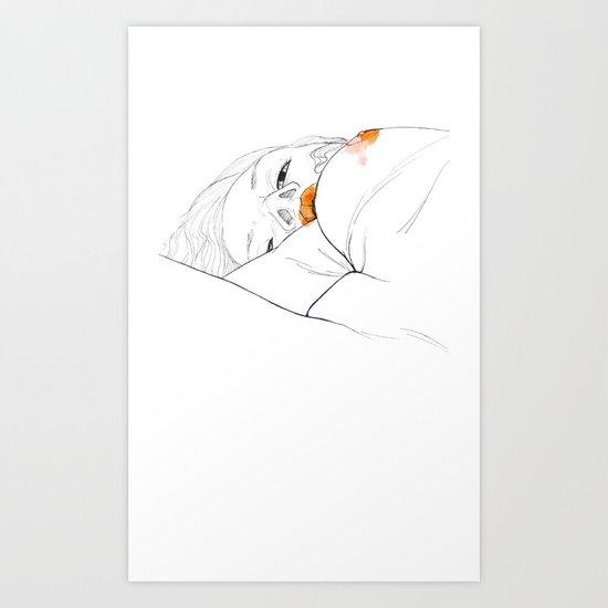 Libido Art Print
