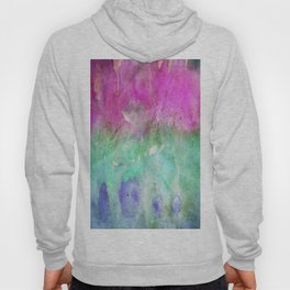 Crumpled Paper Textures Colorful P 451 Hoody
