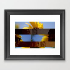 crash_ 04 Framed Art Print
