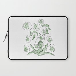 Thinker of Tender Thoughts Laptop Sleeve