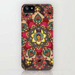 A splash of Culture iPhone Case