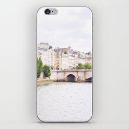 Quai de Paris iPhone Skin