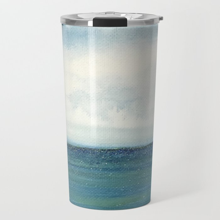 Shining Sea Travel Mug