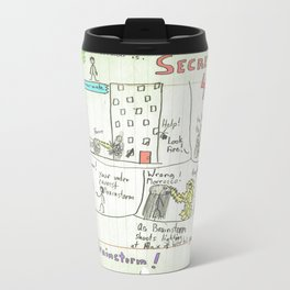 Max Morrocco: Issue 3 Travel Mug