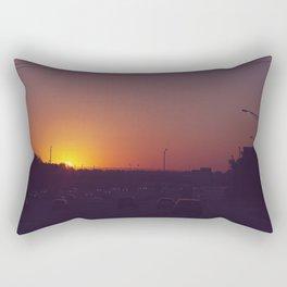Route 80 Rectangular Pillow