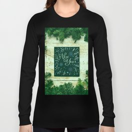 new year Long Sleeve T-shirt