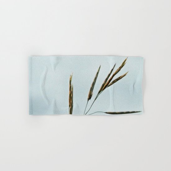 Beachgrass Seed Hand & Bath Towel