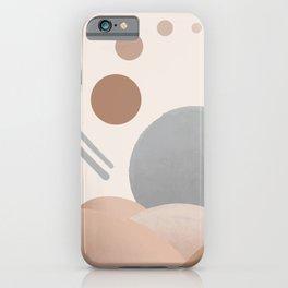 Moon Dunes iPhone Case