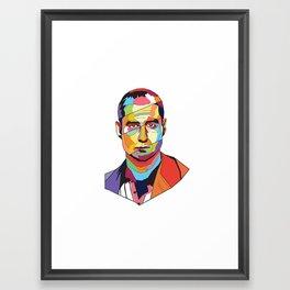 Richie Framed Art Print