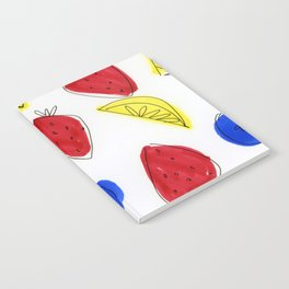 Mixed Fruit Notebook