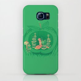 The Bookworm's Haven iPhone Case