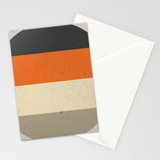 COLOR PATTERN III - TEXTURE Stationery Cards