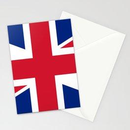 United Kingdom Flag UK British Patriotic Stationery Cards