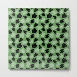 Botanical Forest Metal Print