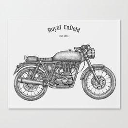 Enfield Canvas Print