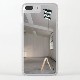 Yes, for Yoko Ono 2 Clear iPhone Case