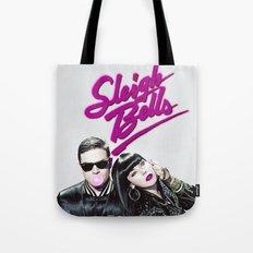 Sleigh Bells Tote Bag