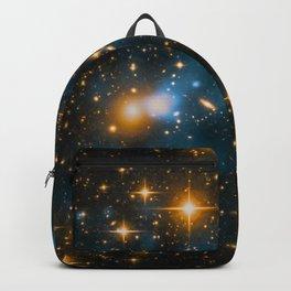 Cosmos, a galaxy near us.. Backpack