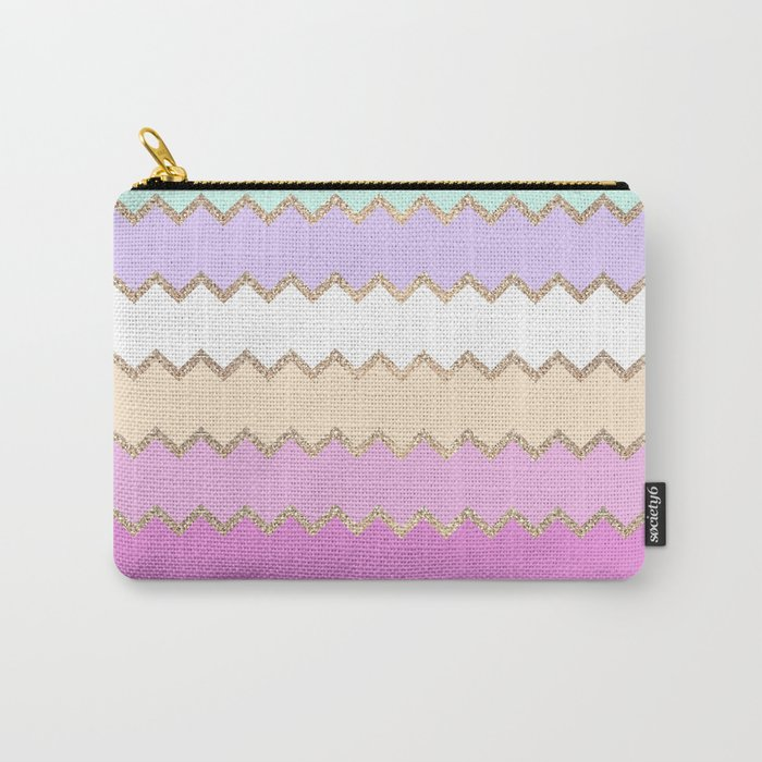 AVALON PINK Carry-All Pouch