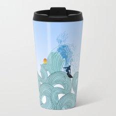 surfing 2 Travel Mug