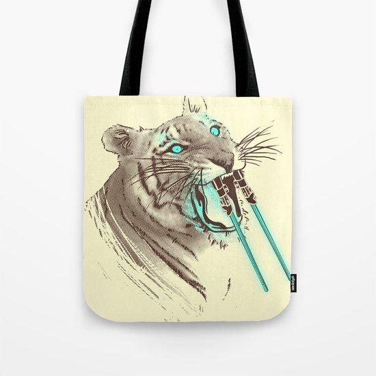 Saber-toothed Tiger Tote Bag