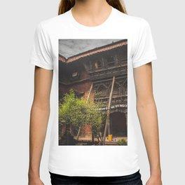 Architecture of Kathmandu City 001 T-shirt