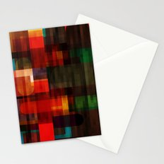 Abstract 11 Stationery Cards