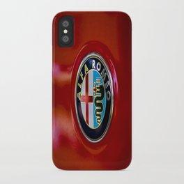 Alfa Romeo iPhone Case