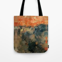 Panelscape Iconic - The Scream Tote Bag