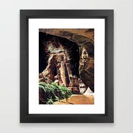 gre Framed Art Print
