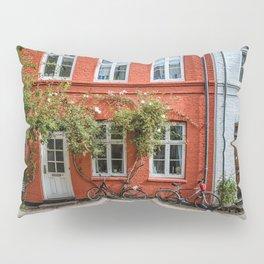 Colors of Copenhagen Pillow Sham