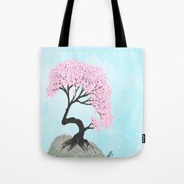 Sakura Bonsai Tote Bag