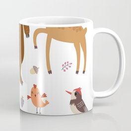 Forest Animals Coffee Mug