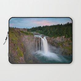 Snoqualmie Falls, Wa Laptop Sleeve