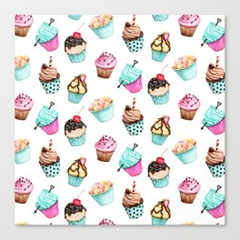 You're Sweet Canvas Print