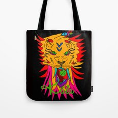 wizard lion2 Tote Bag