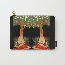 Spirit Of The Trees Carry-All Pouch