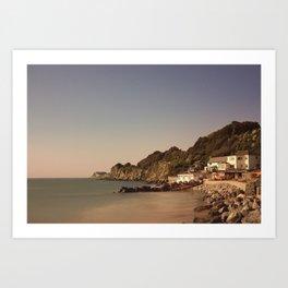 Steephill Cove ∆ Art Print