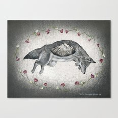 Wolf Spirit Canvas Print