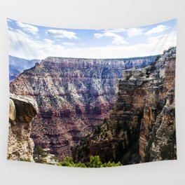 Grand Canyon South Rim Wall Tapestry