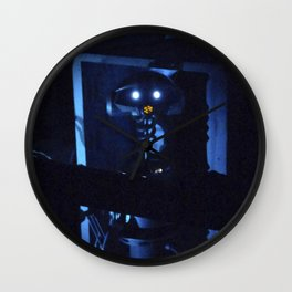 Ghosts of Star Tours Past Wall Clock