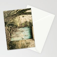 Puerta azul  Stationery Cards