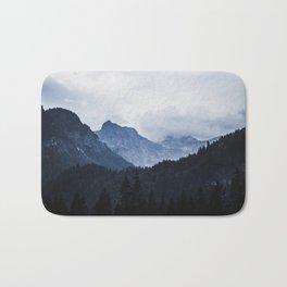 Austrian Alps Bath Mat