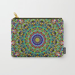 Happy Spiritual Garden Mandala Carry-All Pouch
