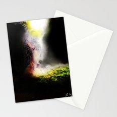 Totem Light Stationery Cards