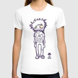 MAYBE - mod. SOCIAL t-shirt uomo/donna T-shirt