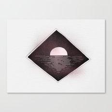 Go to sleep Canvas Print