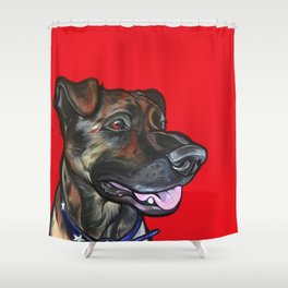 Mathilda Shower Curtain