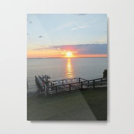 Chesapeake Beauty II Metal Print